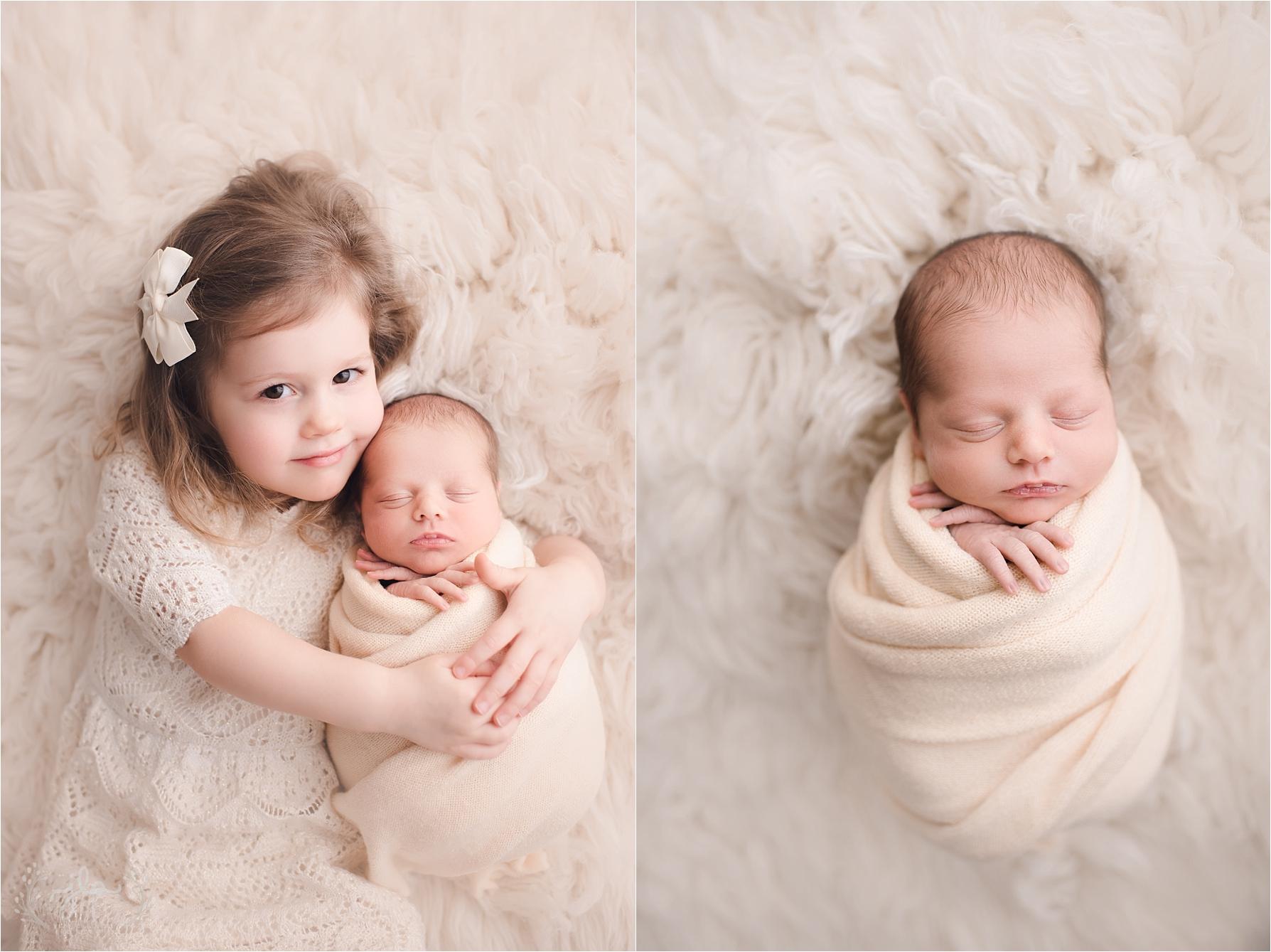 Cooper 6 days maryland newborn photographer